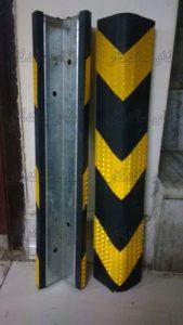محافظ ستون پشت فلزی- قالب