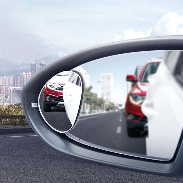 آینهی محدب مخصوص خودرو جهت افزایش دید راننده