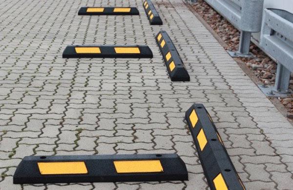 بهینهسازی فضای پارکینگ، با استفاده از تقسیمکنندههای پارکینگی