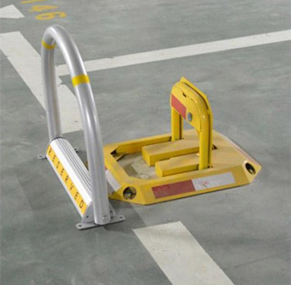 قفل پارکینگ، جهت شخصیسازی محدوده پارکینگ