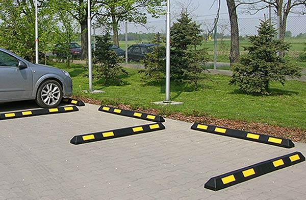 تعیین حریم پارک برای وسایل نقلیه، توسط تقسیمکننده پارکینگ