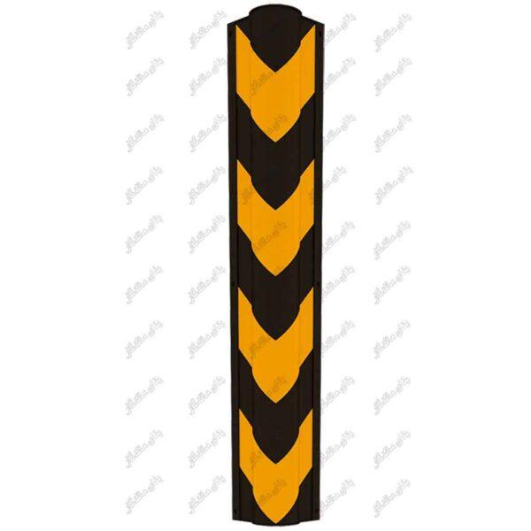 ضربه گیر ستون یا محافظ ستون شبرنگ معمولی با بهترین کیفیت در ابعاد56 سانتی متر